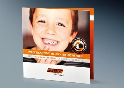 ESTELIT | Produktbroschüren & Flyer