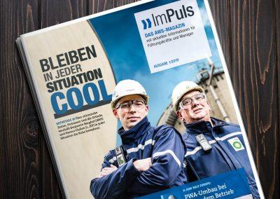 Gelsenwasser | ImPuls – B2B Kundenmagazin