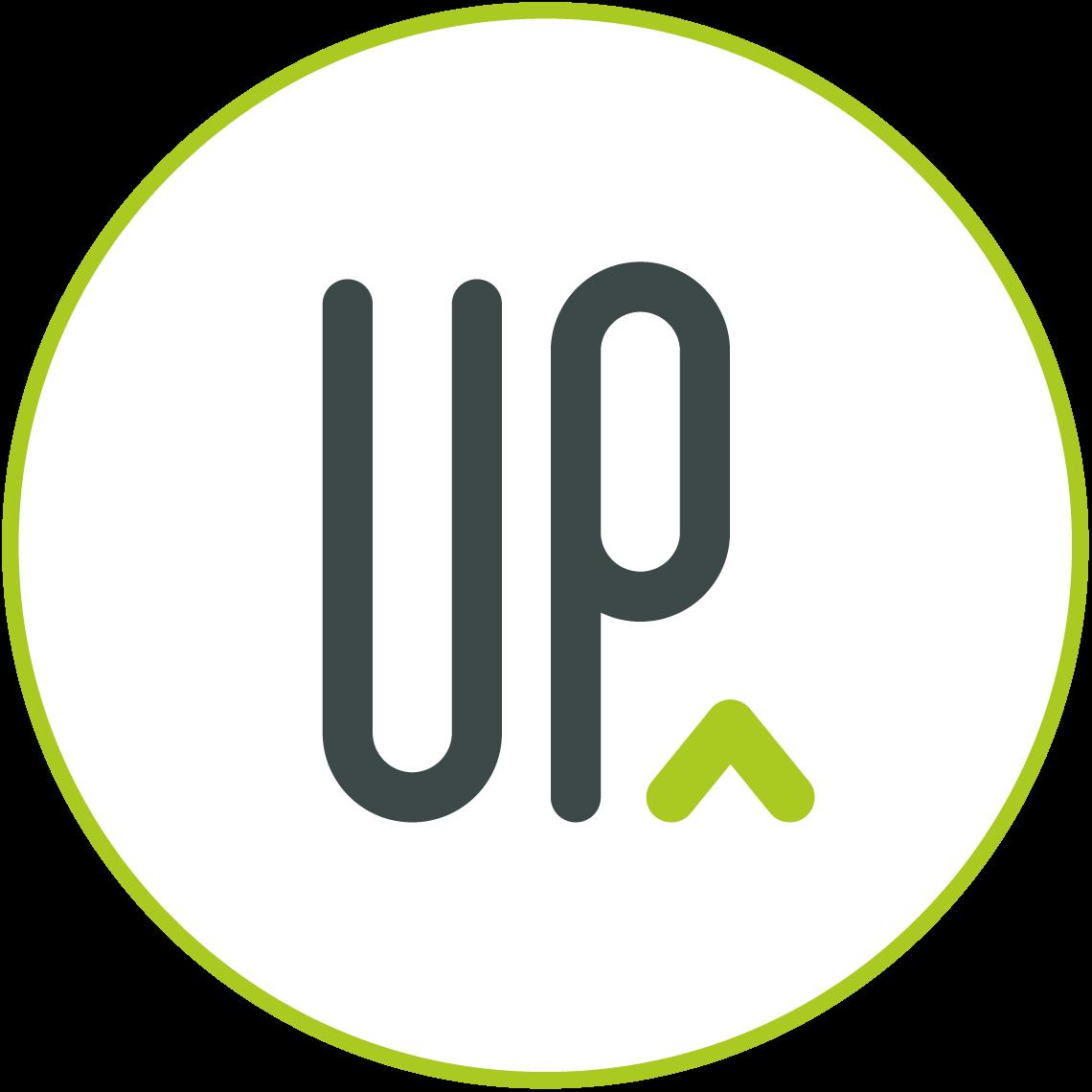 UP – Konzept. Design. Handgedacht.